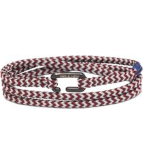 pig & hen men's savage sam bracelet