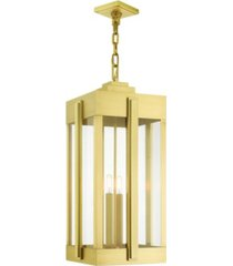lexington 4 lights outdoor pendant lantern