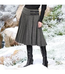 highland wrap skirt