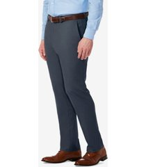 kenneth cole reaction men's slim-fit stretch dress pants, created for macy's