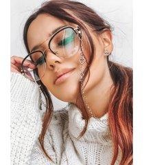 cadena para gafas charms