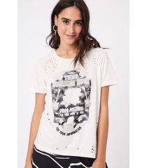 t- shirt tokyo summer rock off white