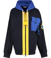moncler genius full zip hoodie