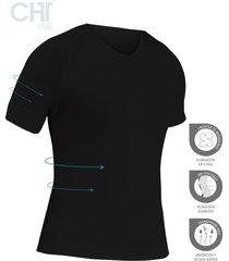 camiseta control atletic negro cht