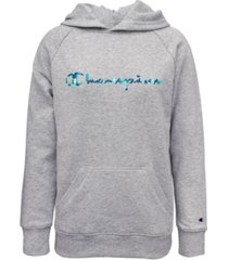 little girls tie dye script hoodie