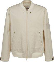 jil sander bomber jacket
