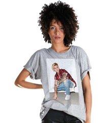 camiseta bandup! justin bieber flannel photo