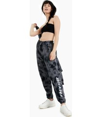 dickies cotton tie-dyed sweatpants