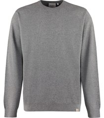 carhartt playoff wool blend pullover