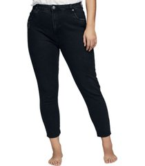 cotton on trendy plus size taylor mom jean
