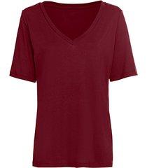 t-shirt, bordeaux 38