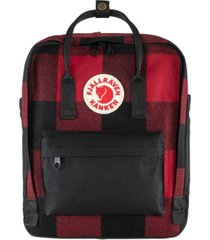 fjallraven kanken re-wool backpack