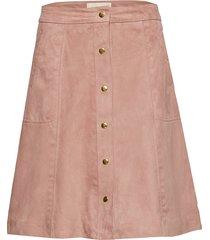 noah skirt knälång kjol rosa lollys laundry