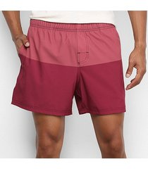 bermuda osklen beach short due masculina