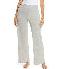 women's socialite tie dye lounge sweatpants, size x-small - grey