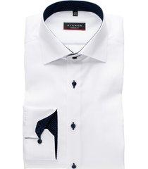 eterna modern fit overhemd wit mouwlengte 7