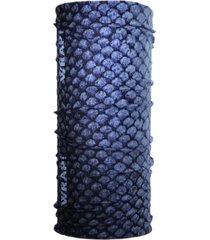 bandana multifuncional scales azul wild wrap