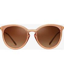 mk occhiali da sole brisbane - camelia rose - michael kors