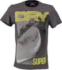 superdry stevig sweatachtig t-shirt