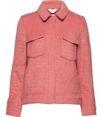 kimmy jacket 10661 zomerjas dunne jas roze samsøe & samsøe