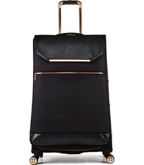 ted baker london 32-inch trolley packing case - black