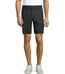 saks fifth avenue men's performance golf shorts - travertine - size 36