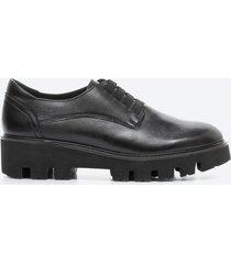 zapato casual mujer freeport z09j negro