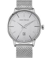 reloj análogo f0115gs-5 hombre blanco