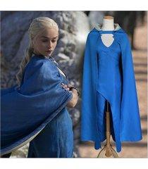 game of thrones daenerys targaryen costume female daenerys cosplay outfit