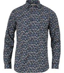 skjorta jprbla blackpool shirt l/s s20 sts, slim fit