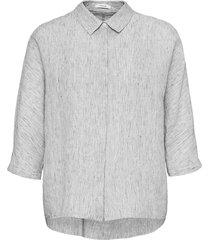 opus linnen blouse frona