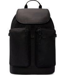 converse mochila black