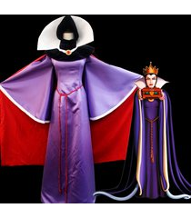 snow white evil queen cosplay costume the evil queen dress adult women outfit