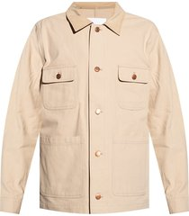 jacket from organic cotton