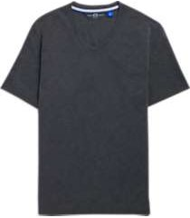 joe joseph abboud black v-neck t-shirt