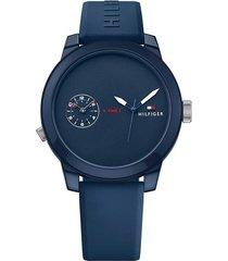 reloj azul tommy hilfiger 1791325 - superbrands