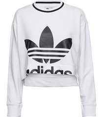sweater adidas cropped sweater