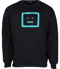 forba check face sweatshirt