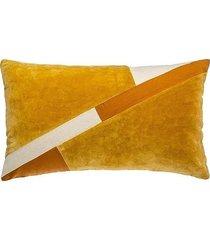 poduszka dekoracyjna patti żółta
