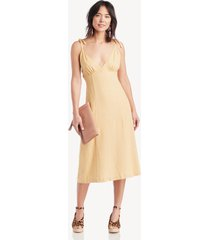 the good jane women's tuscany eli dress yellow size xs from sole society