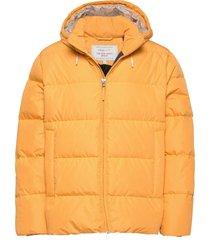 d2. the alta down jacket fodrad jacka guld gant