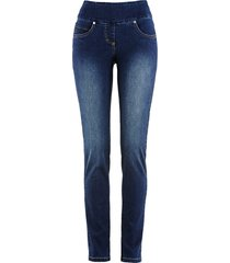 jeans megastretch con cinta comfort (blu) - bpc selection