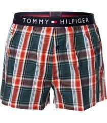 tommy hilfiger original cotton woven boxer