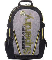 superdry monoline tarp backpack