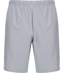 pantaloneta facol unicolor color gris, talla xs