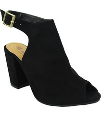 sandalias negro lince wanted  letty 01