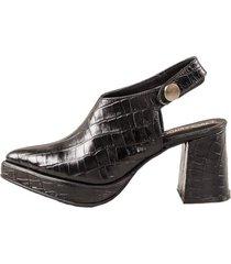zapato eva negro caro criado