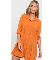 vestido naranja nano etiopía