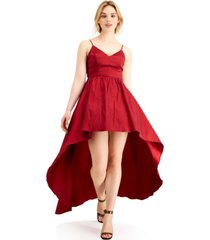 b darlin juniors' high-low dress