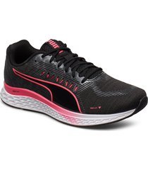 speed sutamina wns shoes sport shoes running shoes svart puma
